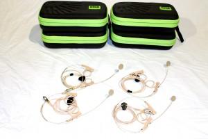 DPA d:fine FIDF00-2 Miniatur-Headset-Mikrofon